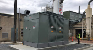 Tyree continues to dispatch REFCL compliant substations.