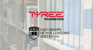 UOW students awarded Sir William Tyree Scholarships